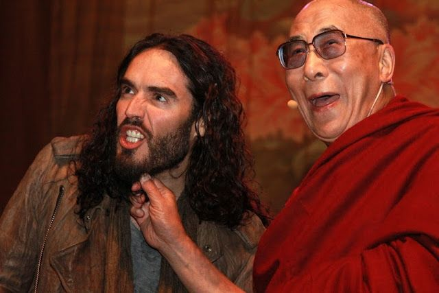 who are we??: His Holiness the Dalai Lama Meets Russell Brand