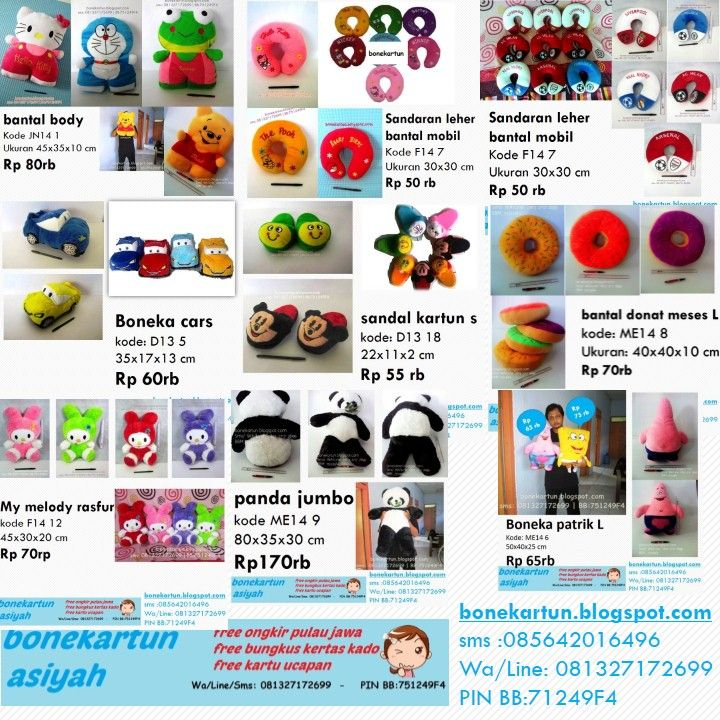 8 Kaskus Boneka Kartun Asiyah Images Pinterest Angry Gift Shop