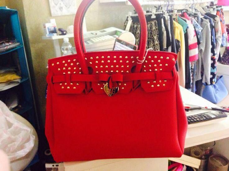 Save my bag rossa