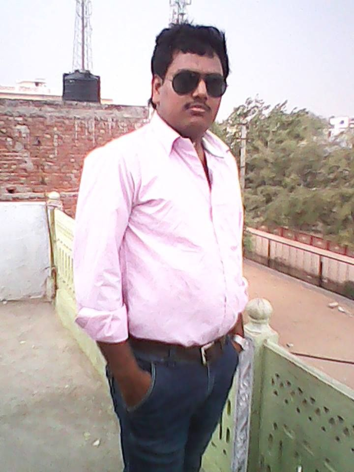 At My Room in Jaipur