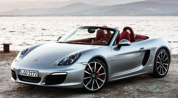 Porsche Boxter 2013 - Best cars for this summer