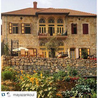 Sabah El Kheir Maya!  Sabah El Kheir #BeitDouma!  Wake up in #Douma.  06.520.702. Www.beitdouma.com.  #Repost @mayazankoul ・・・ Waking up at breathtaking #BeitDouma @soukeltayeb #Lebanon