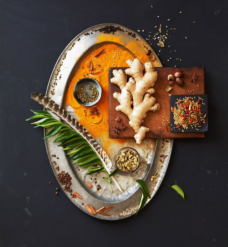 Annabelle Breakey, commercial, editorial, food, still life and product photographer, Ginger + Spice Still Life