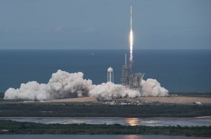 SpaceX CRS-11 Cargo Mission Launch Follow @GalaxyCase if you love Image of the day by NASA #imageoftheday