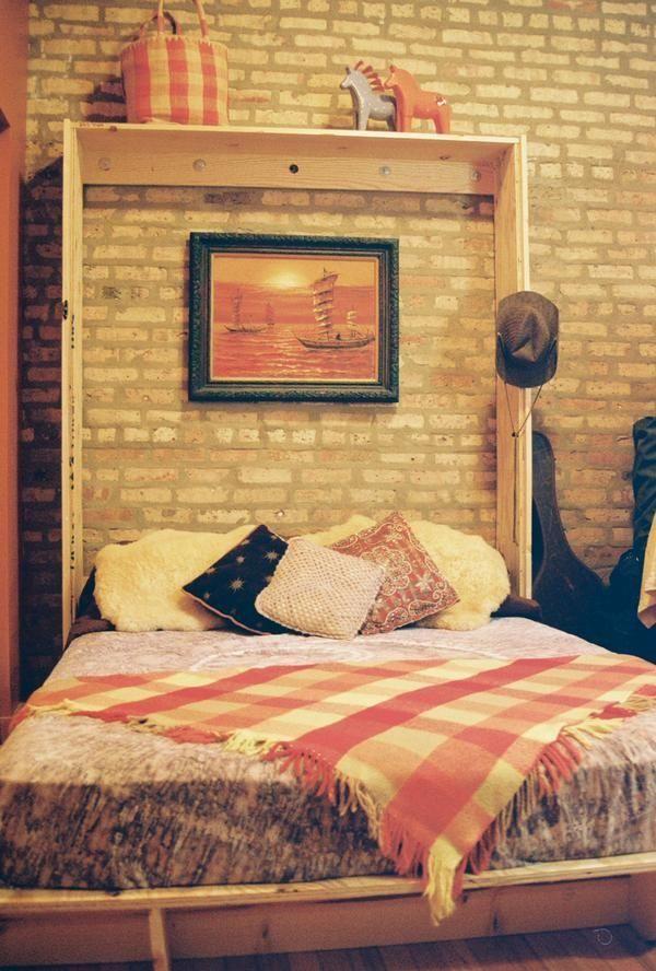 25  best ideas about murphy bed plans on pinterest