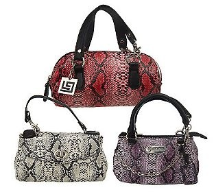 Set of 3 cellphone/PDA bags: It S, Style, Cellphone Pda Bags
