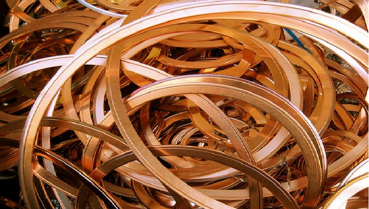 Gasket Reincarnation - Copper is a valuable metal needed for specialized functions when other materials just don't make the cut. These used copper gaskets have lived one of their many lives and are now awaiting the chance to be reborn into something new.