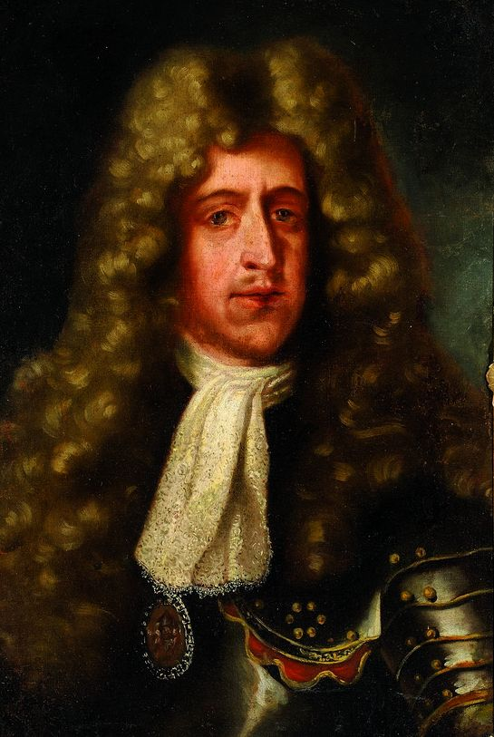 Ritratto del Duca di Mantova Ferdinando Carlo Gonzaga, salito al trono ducale con il nome di Carlo III Gonzaga