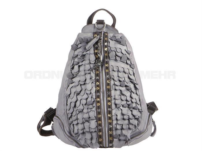 Billy The Kid REPTILE - Leder Cityrucksack Backpack Damenrucksack - 5 Farben
