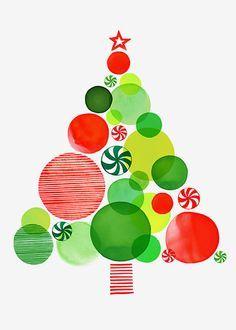 Margaret Berg Christmas tree