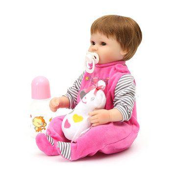 <b>NPK</b> 16'' Real Handmade Play House Doll Toys Real <b>Gentle</b> Touch ...