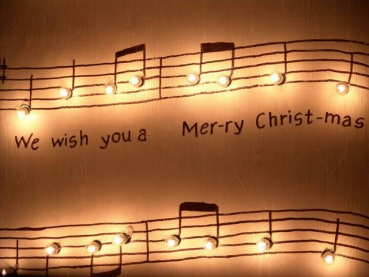 We wish you a merry musical christmas! #christmas #xmas # ...