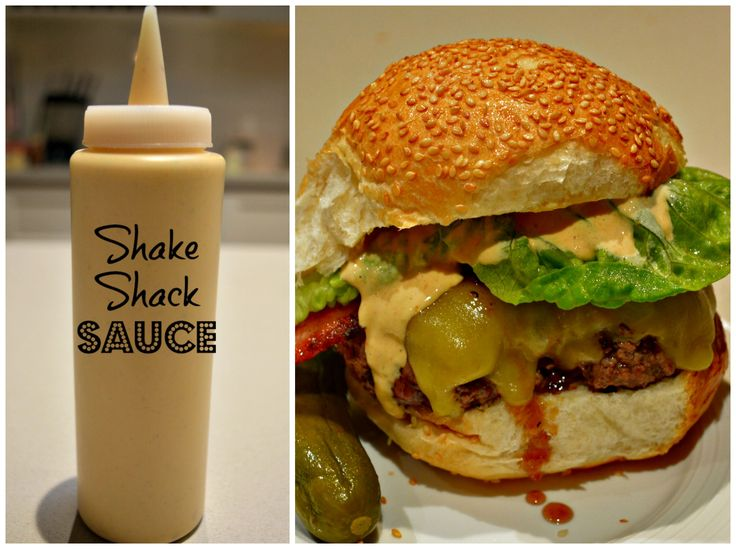 Shake Shack Sauce - Pinkpostitnote.com
