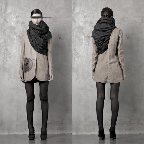 China Fashion Collective. Designer: Uma Wang.