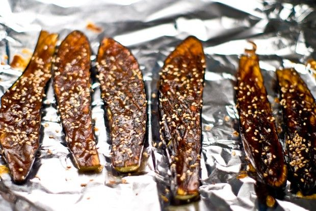 Miso Glazed Eggplant (Nasu Dengaku) | Recipe