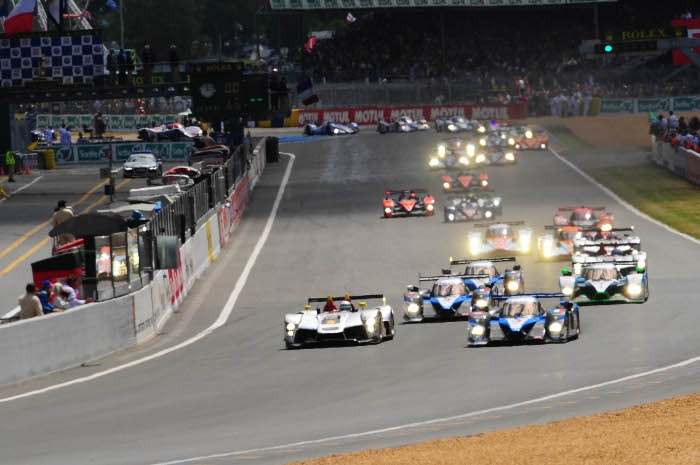 The 24 Hours Of Le Mans (French: 24 Heures Du Mans) Is The Worldu0027s Oldest  Sports Car Race In Endurance Racing, Held Annually Since 1923 Near The Town  Of Le ...