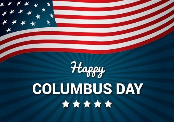 Closed For Columbus Day Happy Columbus Day Columbus Day 2020 Columbus Day