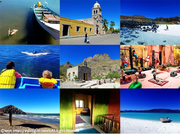 It's not easy planning a getaway to Loreto, Mexico on the Baja Peninsula. This sample 7 day itinerary will give you plenty of ideas to get your own trip off the ground.
