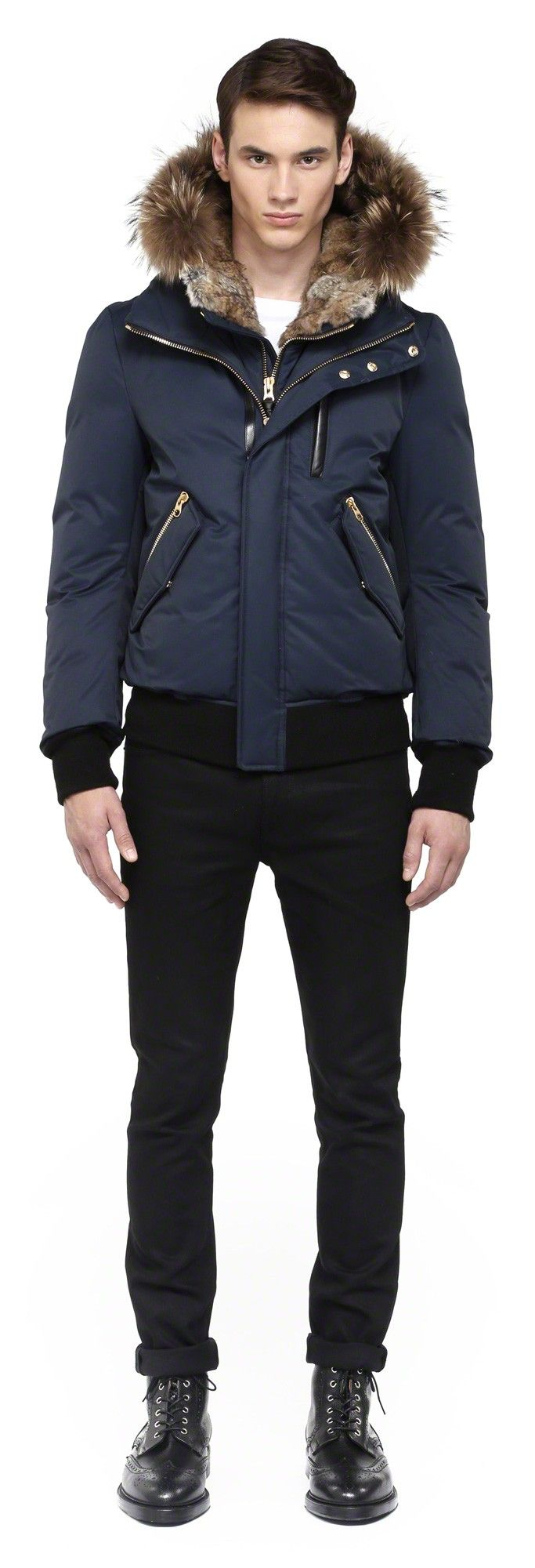 mackage vane jacket how to wear