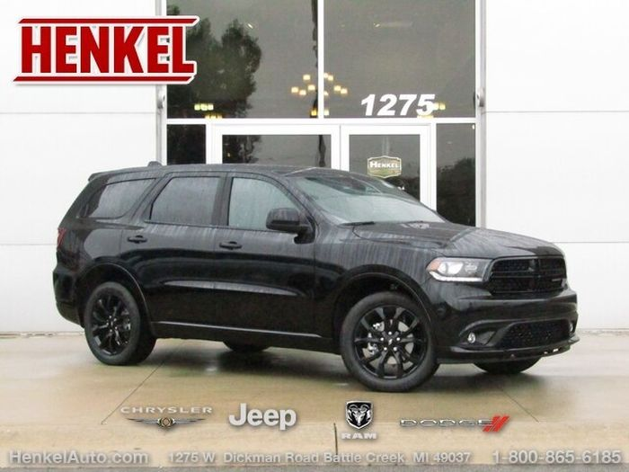 2019 Dodge Durango Gt Blacktop Rwd Destroyer Grey Exterior Paint Black Interior 3 6l V6 Dodge Duran Best Truck Camper New Pickup Trucks Diesel Trucks Ford