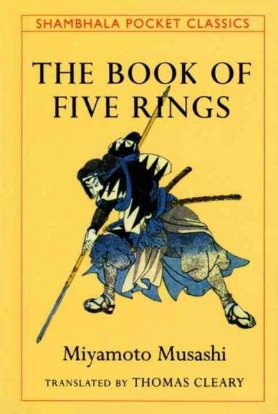 Essential reading for every Martial Artist. My first Sensei lent me his copy many years ago
