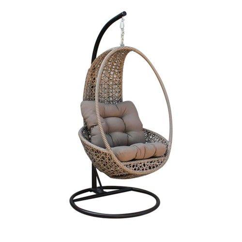 Плетеное подвесное кресло Pangolin (20919)