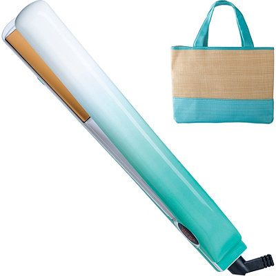 Only at ULTA! Ultra CHI Dipped In Teal Flat Iron