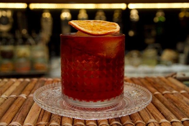 Lezioni di cocktail. La ricetta del Japaroni, Negroni alla giapponese