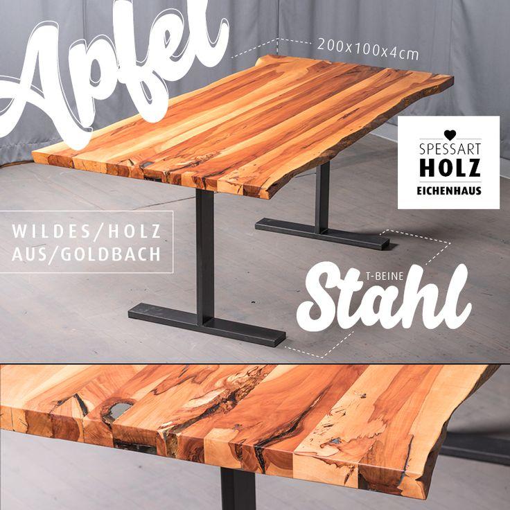 Wählen Sie Selbst Ihre Liebste Spessartholz Bohle Für Ihren Tisch In  Unserem Großen Depot In Aschaffenburg Aus. Eiche, Buche, Nuss Für Esstisch,  ...