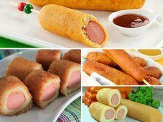 Receita de Salsicha Panada - http://topreceitasfaceis.com/receita-salsicha-panada/