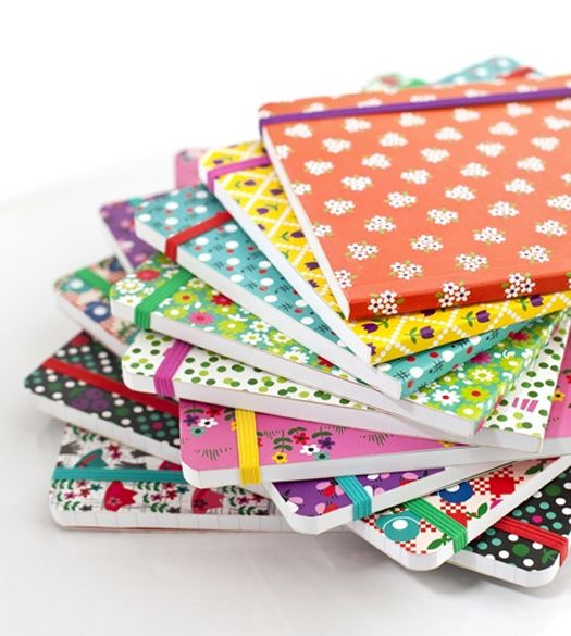 Fifi Mandirac notebooks