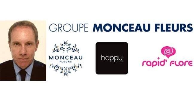 RODOLPHE BERTHONNEAU REJOINT LE GROUPE MONCEAU FLEURS - MEDIA-TALENTS -