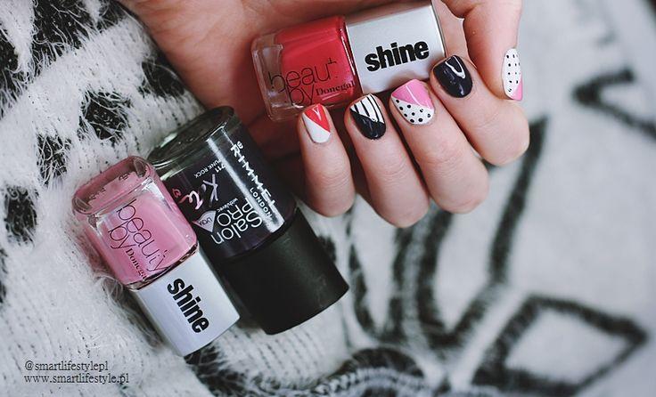 #nails #scandinavian #patterns #nailart