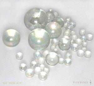 Bubbles marbles