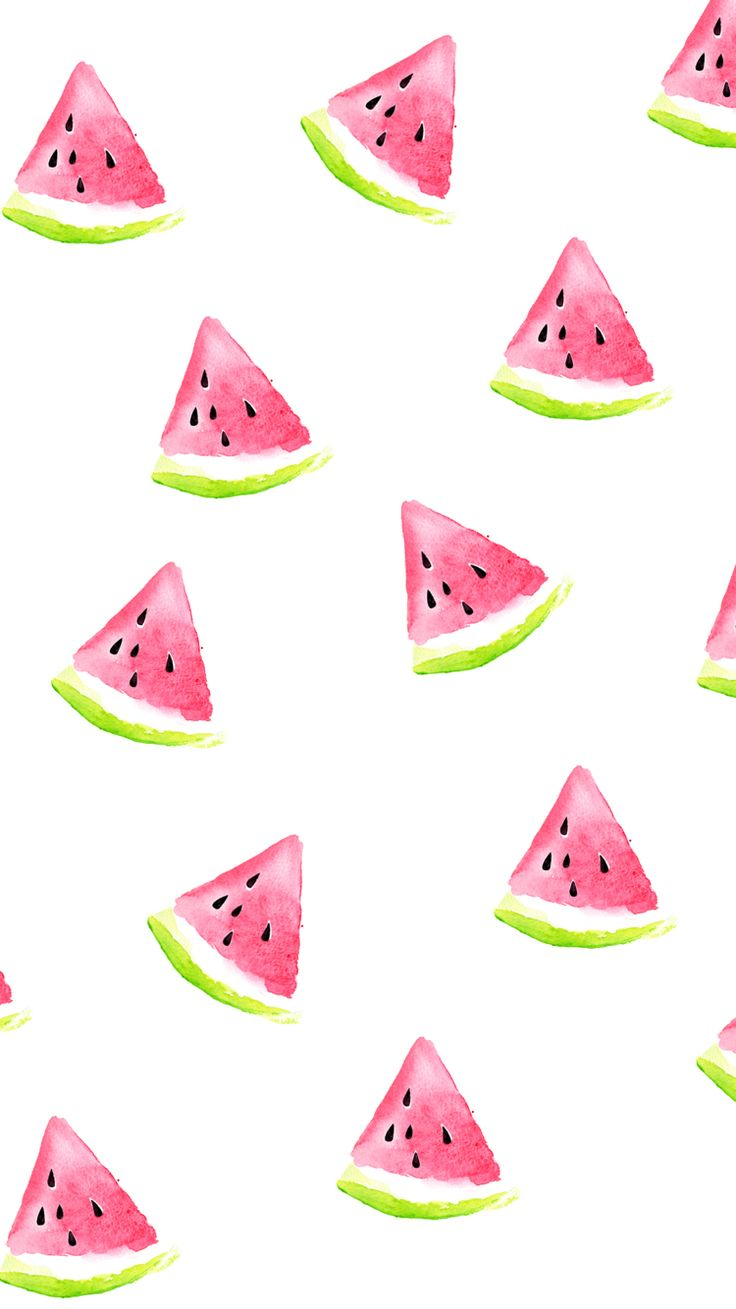 Watermelon iPhone wallpaper                                                                                                                                                                                 Más