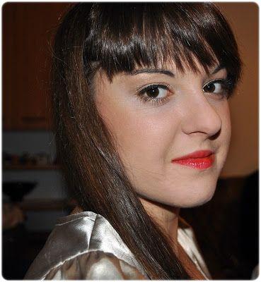#makeup #me #girl #polishgirl #redlips #illamasqua #illamasqualipgloss @illamasqua #benefit #benetint