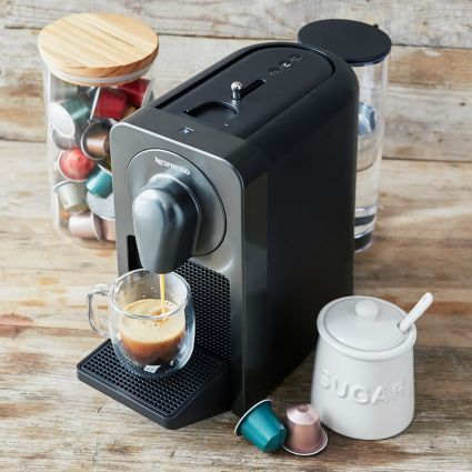 With Nespresso Prodigio, Coffee-lovers can make their cup of liquid sanity using their Smartphone