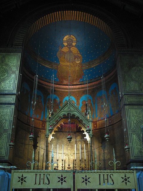 St Barnabas, Jericho, Oxford by Martin Beek, via Flickr