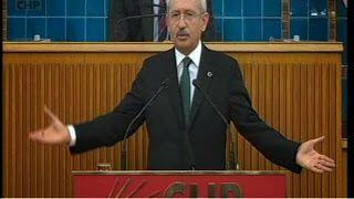CHP Genel Başkanı Kemal Kılıçdaroğlu'nun 5 Kasım 2013 Tarihli Grup Konuşmasının Tamamı Kılıçdaroğlu Konuşmasına Bülent Ecevit'in 7. Ölüm yıldönümü münasebeti ile Ecevit'i anarak başladı