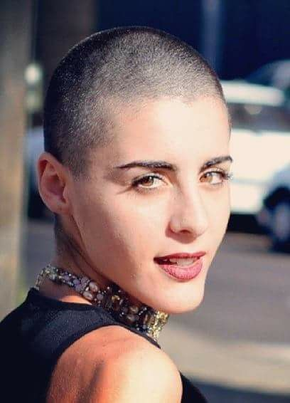 unique prom hairstyles : hairstyle ultimate hairstyle so beautiful buzzed beauties buzzed hair ...
