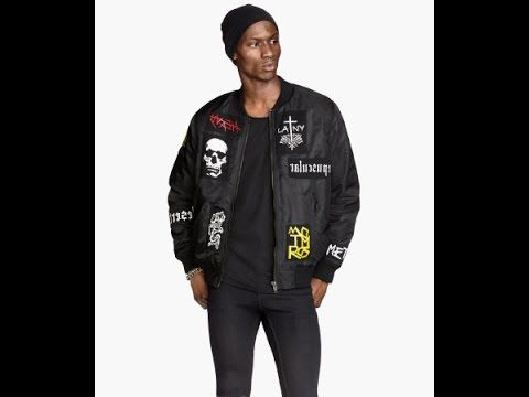 H&M's new clothes feature fake bands with elaborate fake backstories | AUX.TV