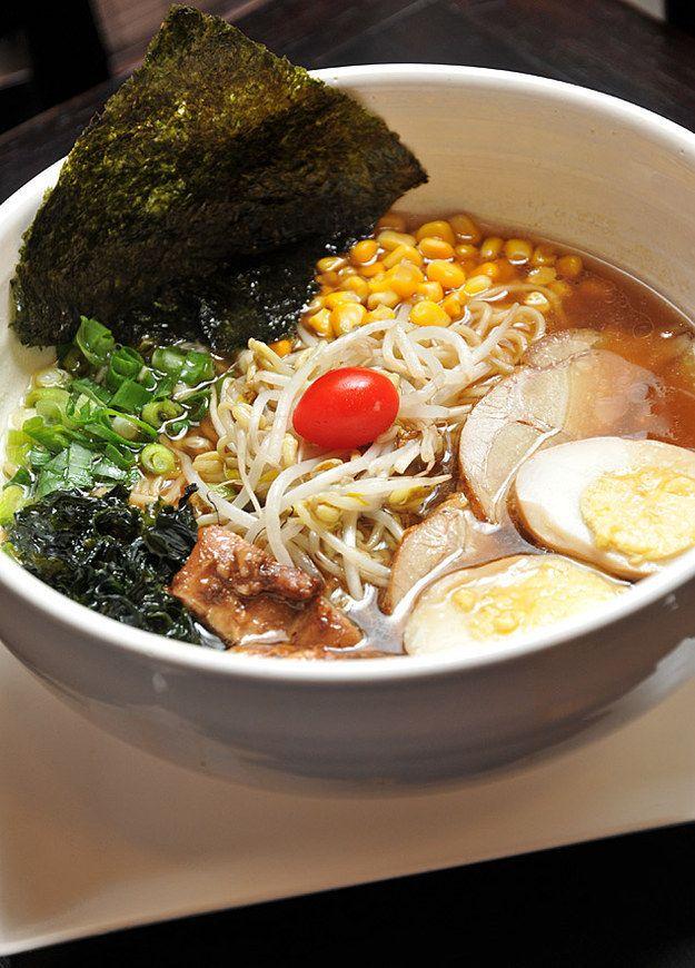 Shoyu lamen. | 19 receitas para não deixar um rim no rodízio japa