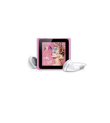 8GB Touch Screen MP3 Player - Plays video - Save 74% Just $29