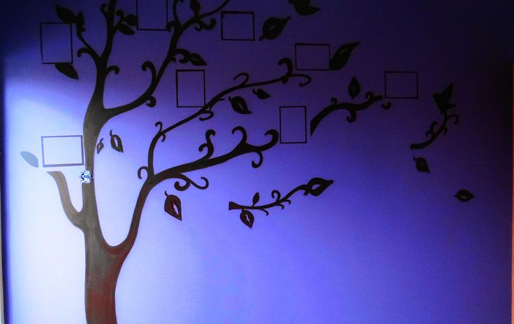 tree , graffiti ,bedroom, inspirations ,frames