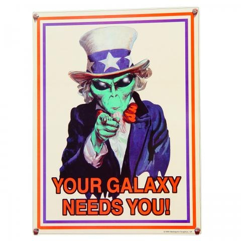 Your Galaxy Needs You!