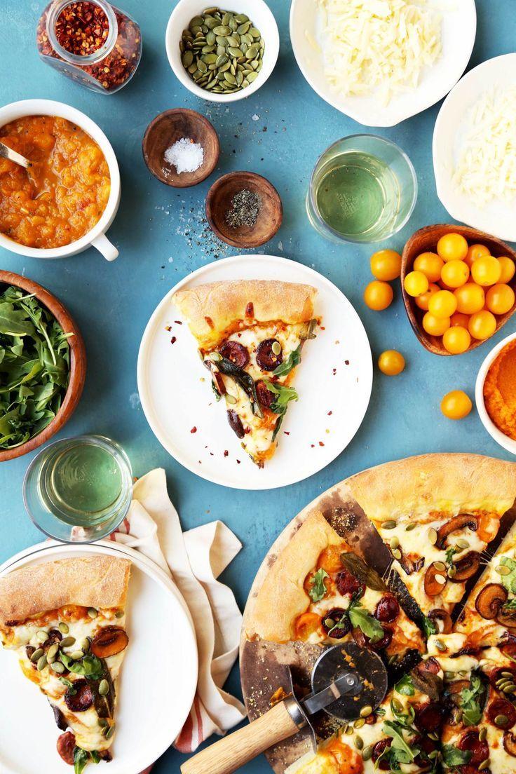 Pumpkin Pizza — The Candid Appetite