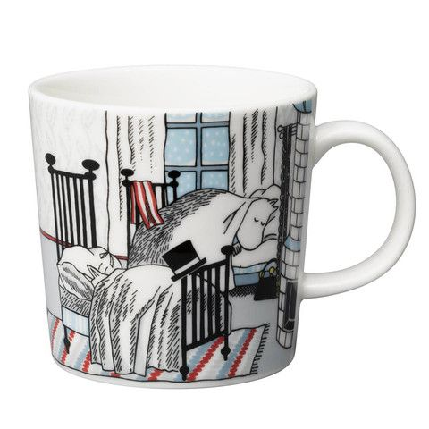 Moomin Winter Mug 2015 - Hibernation - The Official Moomin Shop