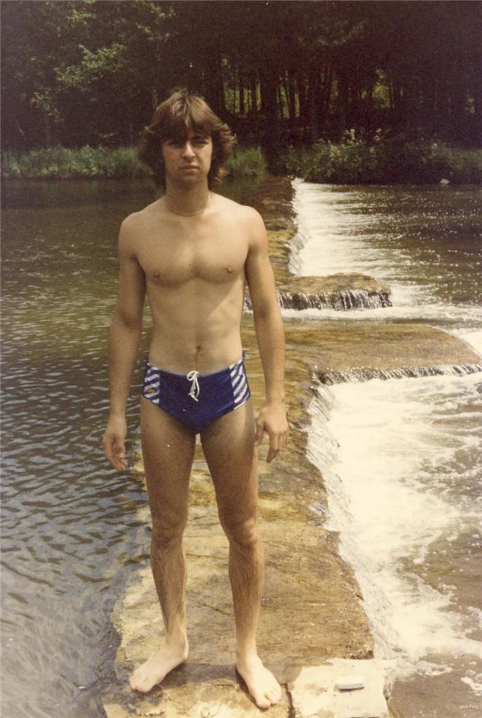 Vintage Photo Men S Swimsuits Speedo Swimsuits Swimsuits