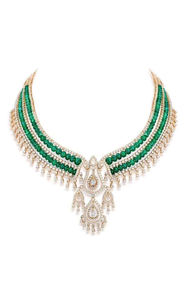 Royal Raga Necklace by Farah Khan Fine Jewelry