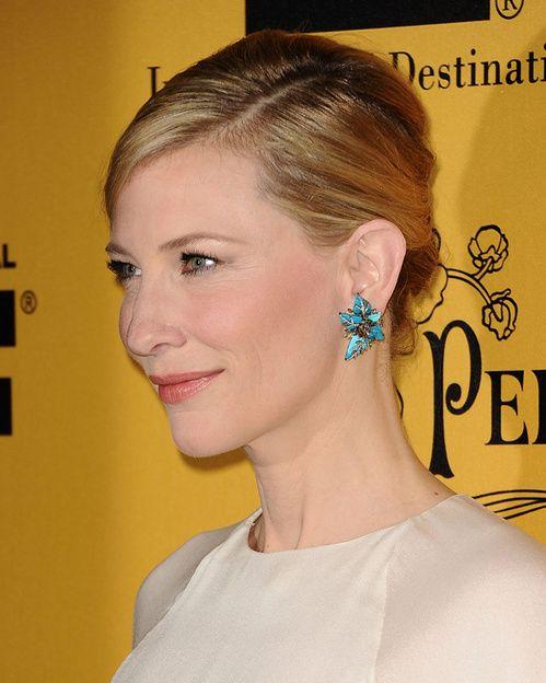 Les bijoux subtilement décalés de Cate Blanchett